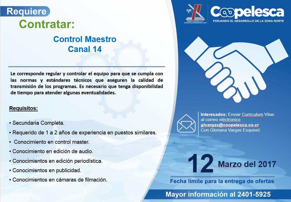 Bolsa De Empleo Universidad Tecnica Nacional Costa Rica